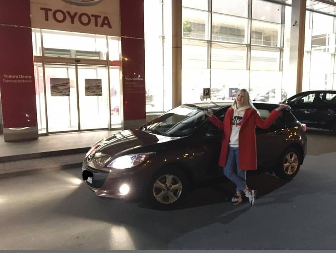 Подбор автомобиля Mazda 3