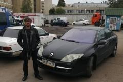 Подбор Renault Laguna